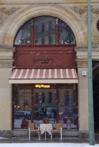 Café Ganz Wien