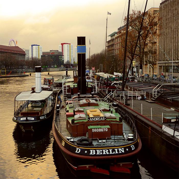 Historischer Hafen Berlin Mitte