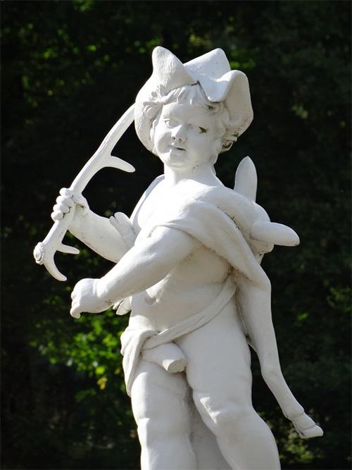 Herbsttage Schlossgarten Charlottenburg