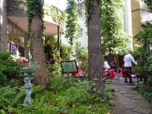 Café K_Berlin_Stille Ecken